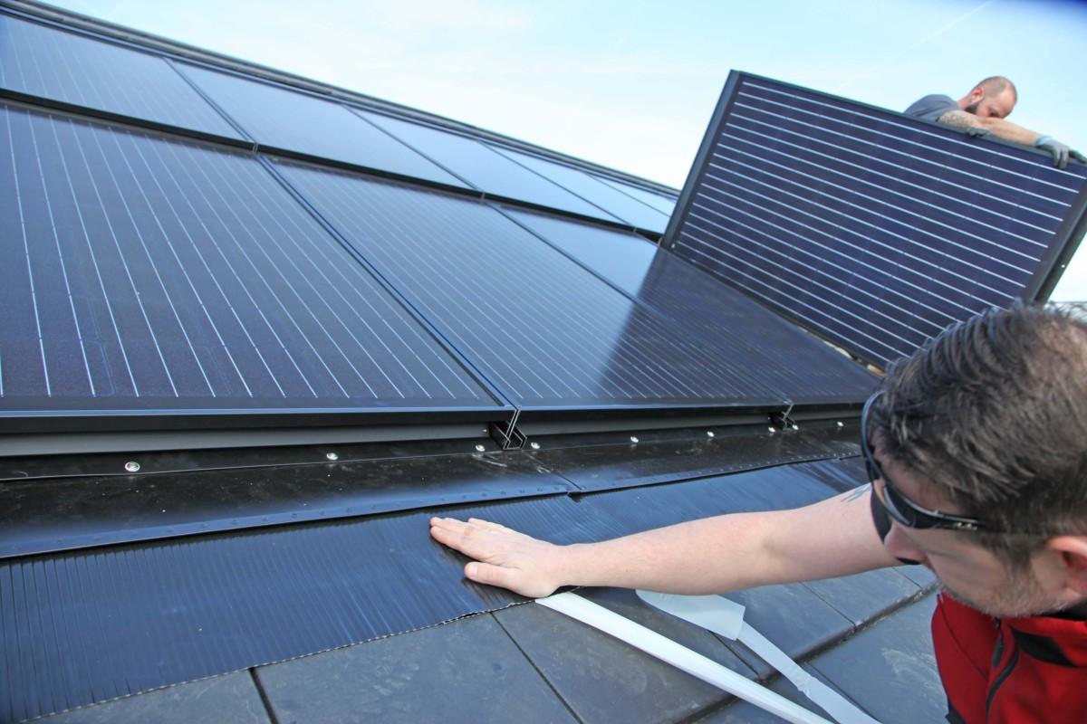 Mer än hälften av svenskarna har solcellsanläggning om 10 år